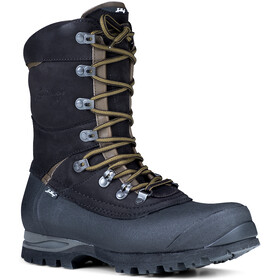 Lundhags Mira II High Boots Dame black/tea green